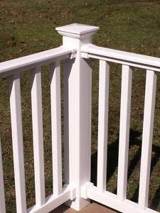feet pvc vinyl colonial swoop picket fence white 8 4x8 9 posts 9 caps. Black Bedroom Furniture Sets. Home Design Ideas