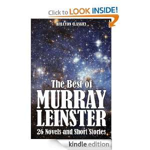 The Murray Leinster Collection 28 Novels and Short Stories (Halcyon