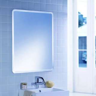 27 Rectangular Silver Wall Glass Mirror bed/bathroom
