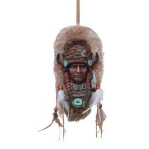 BUFFALO HEADDRESS PLAQUE: Home & Kitchen