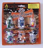 Homies, Homie Clowns #2, LOT of 96 cards  576 figures