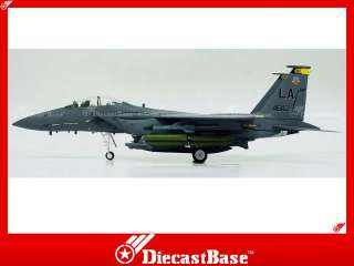 WINGS F 15 F 15E Strike Eagle U.S.Air Force Diecast Military Aircraft
