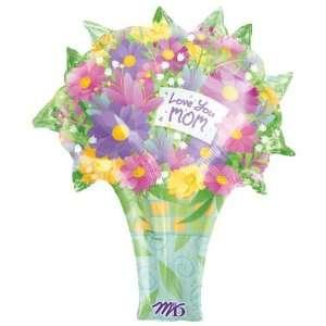 Love Mom Floral Bouquet Super Shape Toys & Games