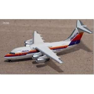 Jet X Air Cal Bae146 Model Airplane