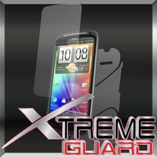 HTC Sensation 4G FULL BODY Clear Screen Protector Case