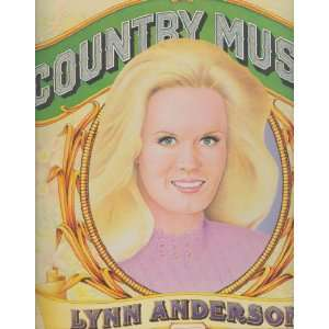 country music (TIME LIFE 112  LP vinyl record) LYNN ANDERSON Music