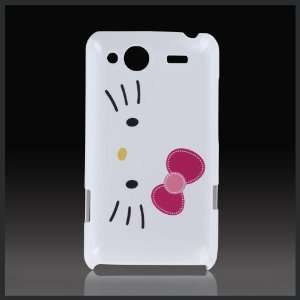 Hello Kitty Wink on Hot Pink Images hard case cover for