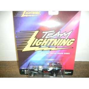 Team Lightning Die cast Metal Road Rods Dracula