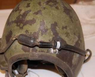 Vietnam US Army or Marine Corps Tank Helmets