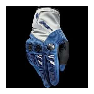 Thor Ride Gloves , Color Navy/Gray, Size Md 3330 1567