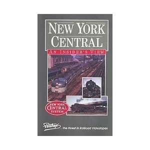 New York Central An Insiders View (VHS)