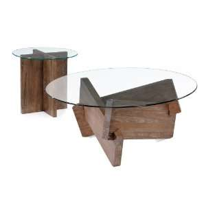 Magnussen Furniture Terria Collection   Coffee Table Set