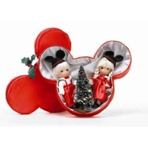 Precious Moments Exclusive Disney Magical Christmas Moments