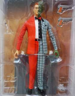 TWO FACE From DC Direct SECRET FILES Series 3 TWO FACE Batman Rougues