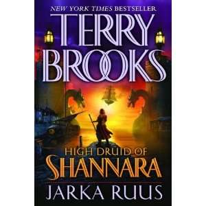 BOOKS (BOOKS 1 and 2 JARKA RUUS and TANEQUIL) Terry Brooks Books