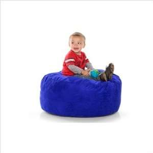 jaxx 116442 Jaxx Kids Jr Sac Kids Foam Bean Bag Color