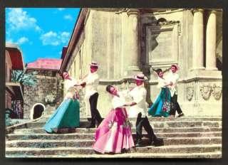 Alcamfor Dance Costume Leyte Visayas Philippines 70s