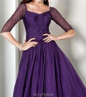 4872 JOVANI PROM Dress *PRICE MATCH GUARANTEE* Evening Gown PURPLE