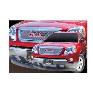 GMC ACADIA 2007 2012 FINE MESH CHROME UPPER GRILLE GRILL