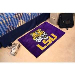 BSS   Louisiana State Fightin Tigers NCAA Starter Floor Mat (20x30