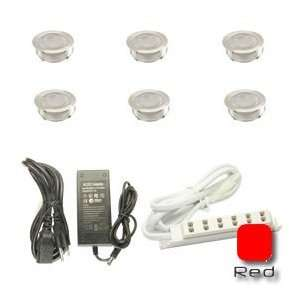Red Indoor Mini Moon LED Kit
