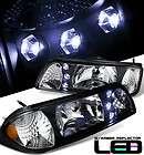 JDM Style LED Headlights Head Lam
