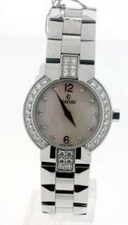 New Concord La Scala Stainless Ladies Diamond Watch