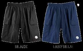 Mens Aero Tech Cargo Short   Padded for Bicycling