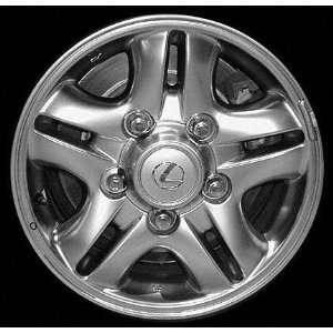 98 02 LEXUS LX470 lx 470 ALLOY WHEEL RIM 16 INCH SUV, Diameter 16