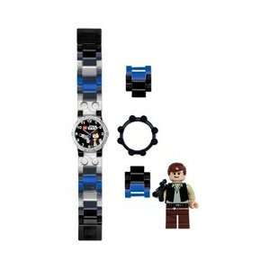 LEGO Clic Time Star Wars Han Solo Watch Kitchen