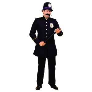 AA33XL Keystone Cop Costume X Large: Toys & Games