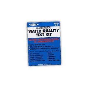 Pro Lab Professional Water Quality Test Kit