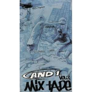 And 1 Mix Tape Volume 2 (VHS) Set Free Movies & TV