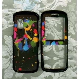 Dot Peace Samsung T401G Straight Talk Phone Hard case