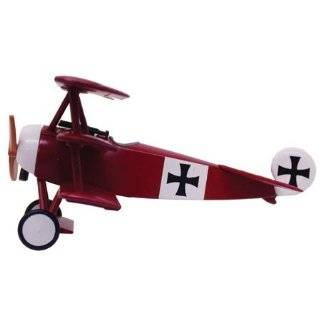 German Fokker DR.1 Classic Model Kit The Red Baron German Triplane