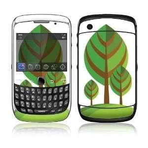 BlackBerry Curve 3G Decal Skin Sticker   Save a Tree