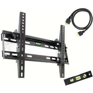com GSI High Grade Sturdy Steel Tilt Wall Mount for Plasma/LCD/LED/TV