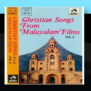 Christian Songs From Malayalam Films Vol   2 Various Artists Music