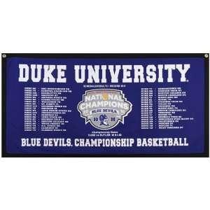 Duke Blue Devils 2010 NCAA Division I Mens Basketball National