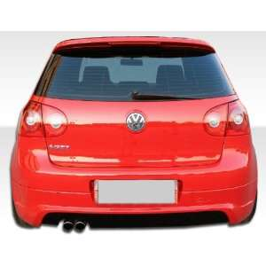 2006 2009 Volkswagen GTI/ Rabbit OTG Rear Lip Automotive