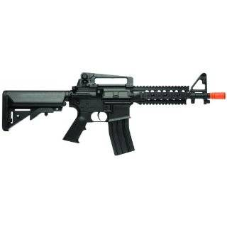 Soft Air M4 AEG Electric Powered Rifle/Spring Powered Pistol Airsoft