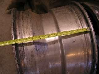 Vintage 15x10 ansen/indy/fenton slot mags wheel uni bolt 5x4.5/4.75/5