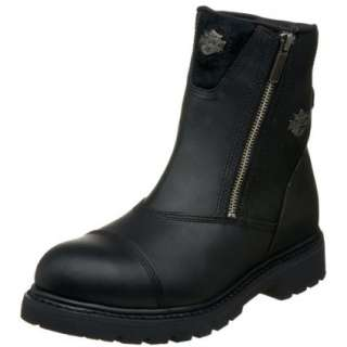 Harley Davidson Mens Interstate Zip Boot   designer shoes, handbags