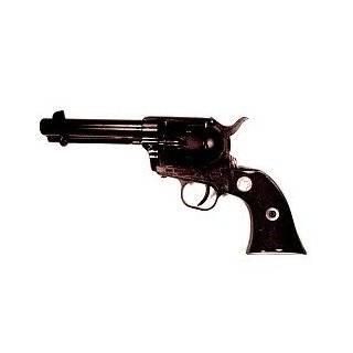 Guns   Deluxe M1873 Blank Firing Western Revolver   Black