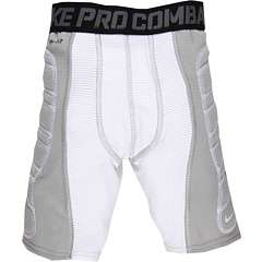 Nike Kids Pro Combat Hyperstrong Heist Slider Short (Big Kids