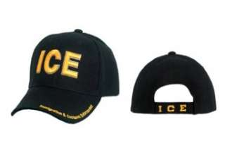ICE Immigration Customs Law Enforcement Cap Police Hat