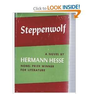 Steppenwolf: Hermann Hesse: Books
