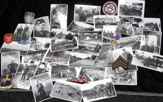 WWII Photos Paratroopers 101st Airborne in Europe Set 4