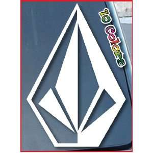 Volcom Stone Car Window Vinyl Decal Sticker 12 Tall