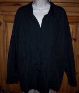 Womens WHITE STAG Womens Plus Brand Shirt Top Size 3X (22W/24W)